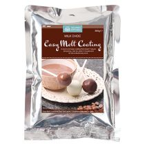 Squires Easy Melt Choc Coating Milk Choc-300g