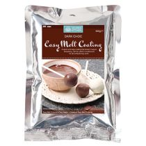 Squires Easy Melt Choc Coating Dark Choc-300g