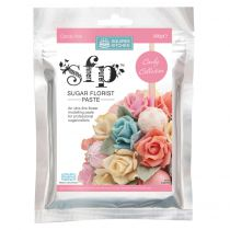 Squires Sugar Florist Paste (SFP) - Candy Pink - 200g