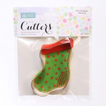 Squires Kitchen Christmas Stocking Cutter