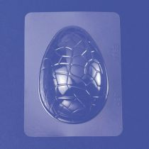 Large Cracked Half Egg Mould