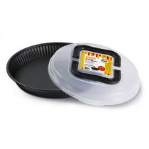 Guardini - Flan Tin with Carry Lid