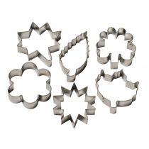 Guardini - Flower and Leaves Cutters