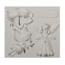Culpitt 3 Piece Fairy Princess Mould