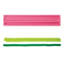 Pavoni Silicone Mould Plait