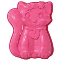 Pavoni Gift Cake Mould Cat 110x145mm