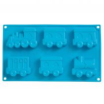 Train Individual Cake Moulds