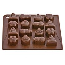 Pavoni Christmas Choco-Ice Mould