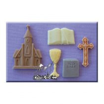 Alphabet Moulds - Communion