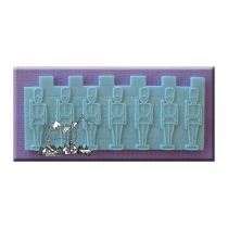 Alphabet Moulds - Tin Soldiers