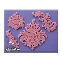 Alphabet Moulds - Baroque
