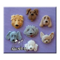 Alphabet Moulds - Dogs Head