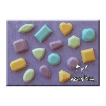Alphabet Moulds - Gems