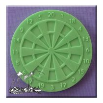 Alphabet Moulds - Dartboard