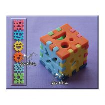 Alphabet Moulds - 3D Cube