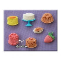 Alphabet Moulds - Cakes
