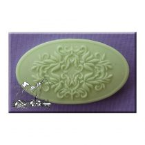 Alphabet Moulds - Decorative Oval 2