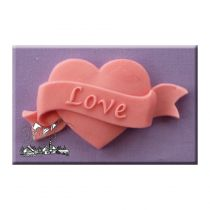 Alphabet Moulds - Love Heart