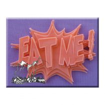 Alphabet Moulds - Eat Me