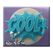 Alphabet Moulds - Cool