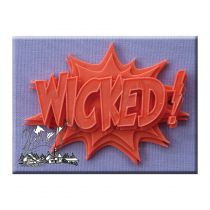Alphabet Moulds - Wicked