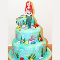 Mermaid Cake (516)