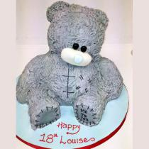 Tatty Teddy Bear (524)