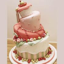 Wonky Wedding Cake (116)
