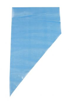 Disposable Non-Slip Blue Bag - 533mm (21