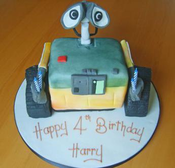 Wall E Cake 528