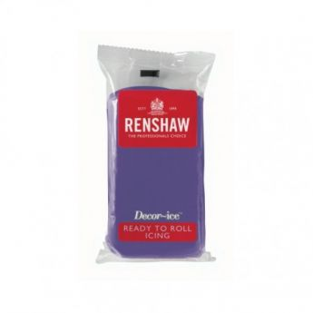 Renshaw - Professional Sugar Paste - Deep Purple - 250g