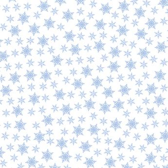Squires Kitchen Chocolate Transfer - Snowflakes