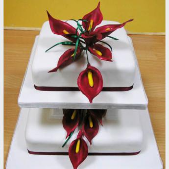 Lily Cake (055)