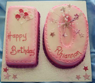 Pleasing Number 10 Pink Sugar N Spice Cakes Funny Birthday Cards Online Ioscodamsfinfo